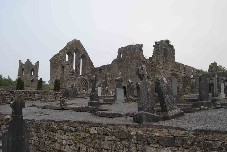 for its th century ashford the irish gaelic name cúnga fheichin meaning saint feichins  these cong abbey ireland are the remains of