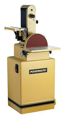 Other Power Sanders and Accs 20782: Powermatic Model 31A 2Hp 3Ph 115 230V 6 X48 Belt Disc Sander 1791292K New -> BUY IT NOW ONLY: $1491.99 on eBay!