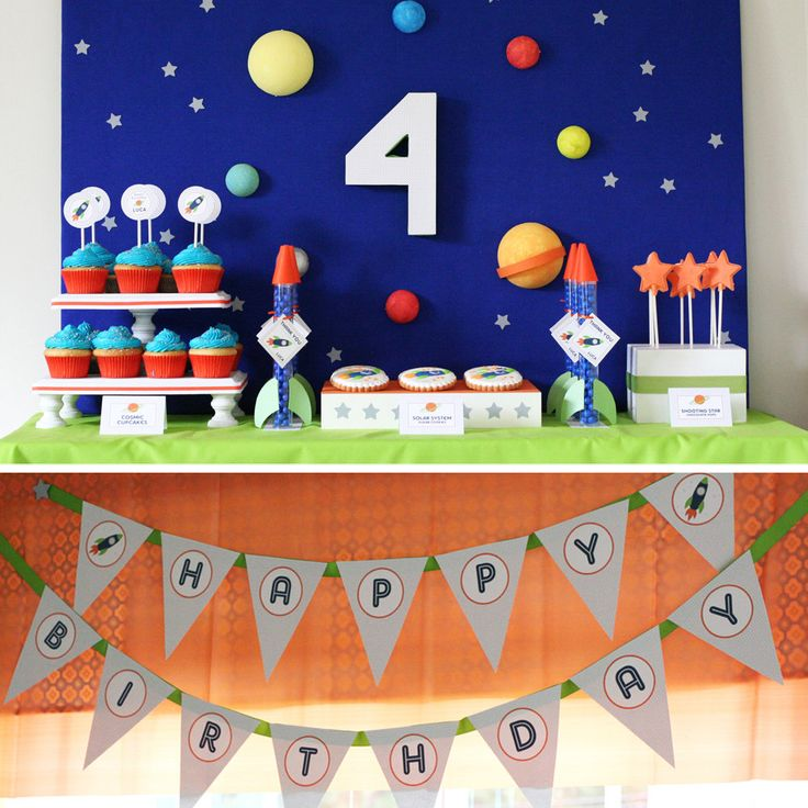 17 Best images about Solar system party ideas on Pinterest ...
