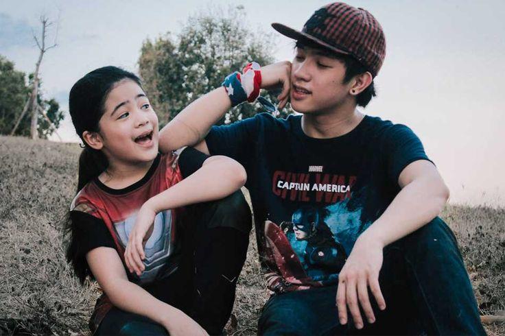 Niana and Ranz Kyle #siblinggoals #dancer #philipines