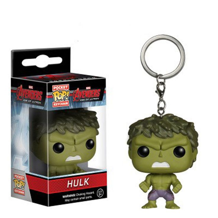 Pocket POP! Avengers 2 – Hulk //Price: $10.00 & FREE Shipping //     #superheroez #superheroes #marvel #dccomics