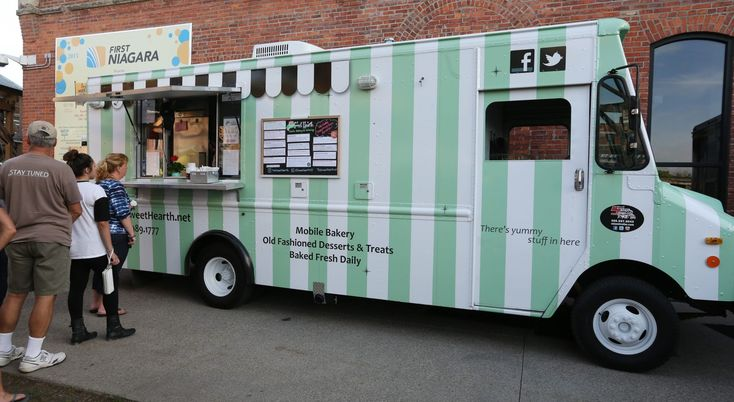 Buffalos First Dessert Only Food Truck Was Run By Kelly Brewer