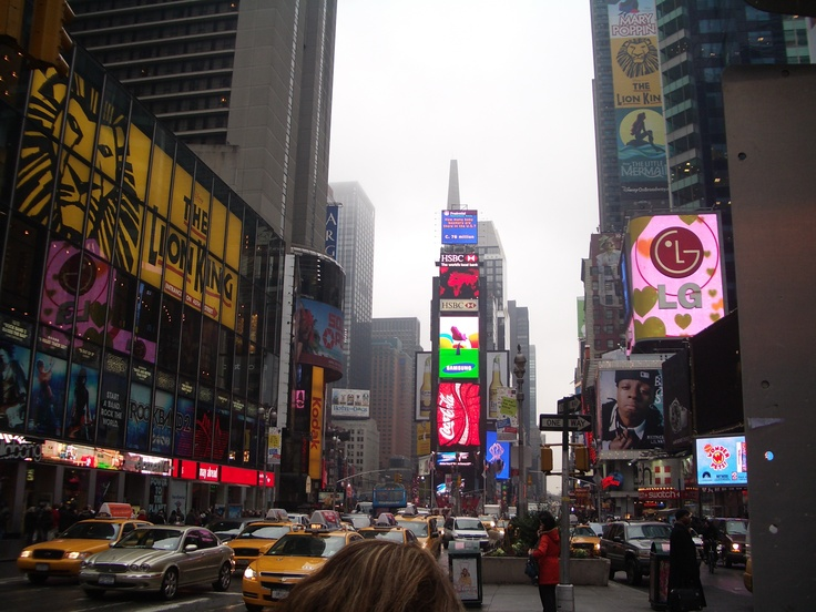 Mew York- Times Square