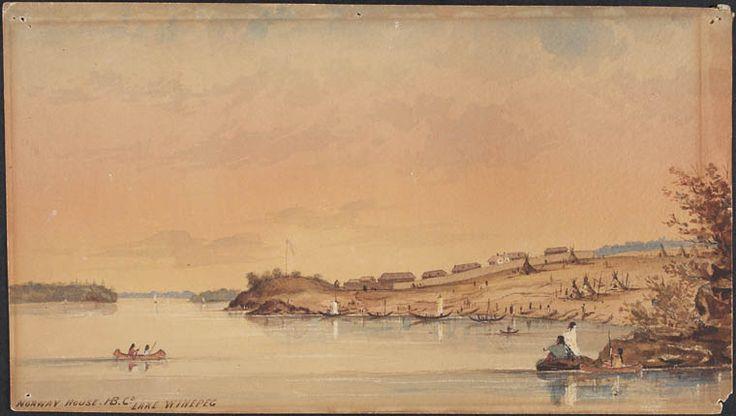 Norway House 1847