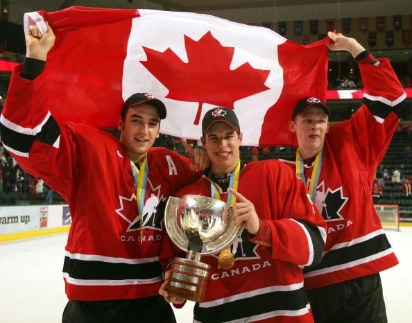 Sidney Crosby Pictures: World Domination