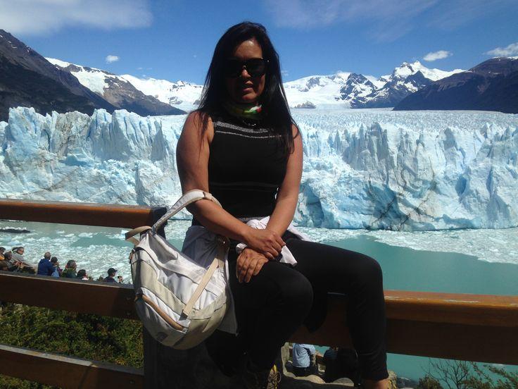 Glaciar Perito Moreno, Calafate (Argentina)