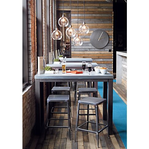 firefly pendant lamp in pendant lamps | CB2 1 x over island in basement kitchen (note: cords are adjustable) 24 w x 29 h 229