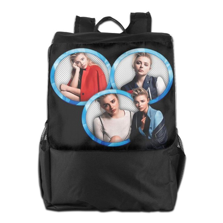Show Time Chloe Moretz Multipurpose Backpack Travel Bag Shoulder Bags *** Don't get left behind, see this great product : Air Lounges