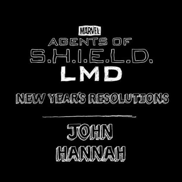 John Hannah - New Year's Resolutions from aos_biospec instagram