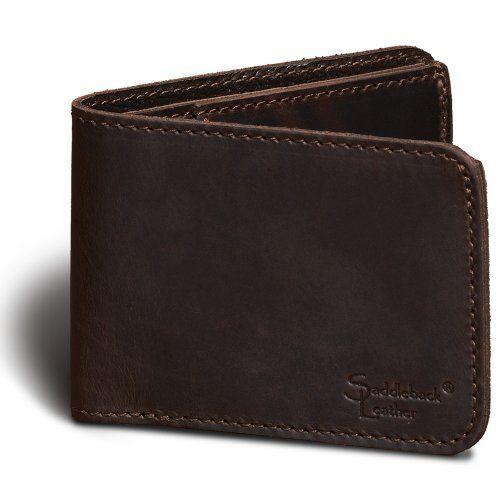 Leather Zip Around Wallet - A. ADAMS COLLECTION VII by VIDA VIDA 67VoO9kr