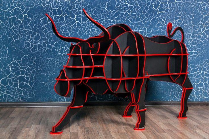 El mobiliario de la forma de los animales |  ART-EL