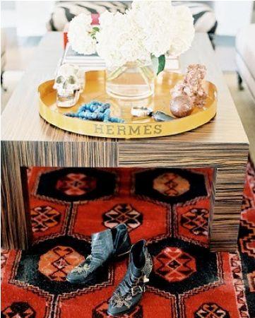 Hermes tray