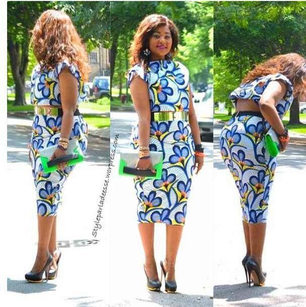 Sophie Mbeyu Blog: MITINDO BOMBA YA VITENGE