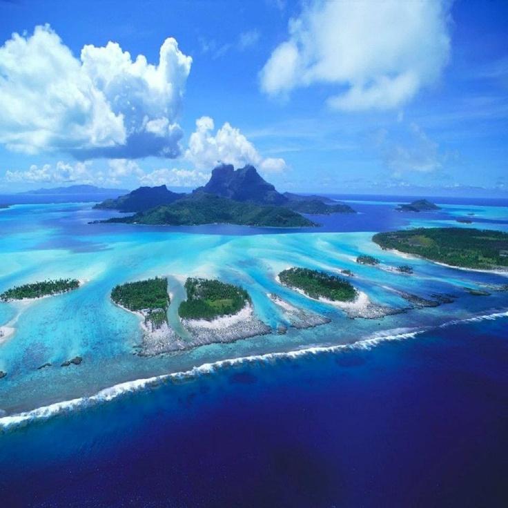 ✮ Reefs at Bora Bora