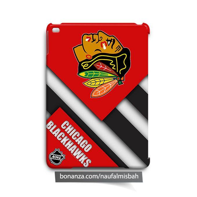 Chicago Blackhawks Cool iPad Air Mini 2 3 4 Case Cover
