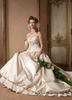 Superb Allure Bridals Madison James Collection Wedding Dress