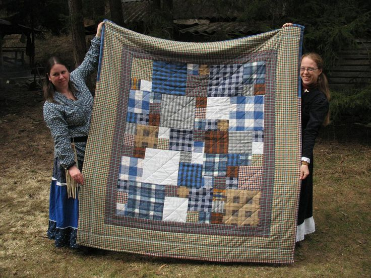Flanel quilt (2010)