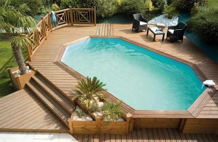 Pin By Earmark Social Bridgette S B On Home Dream Swimming Pool Designs Swimming Pools Backyard Backyard Pool Landscaping