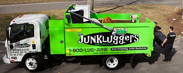 Professional Junk Removal Services | 877-LUG-JUNK
