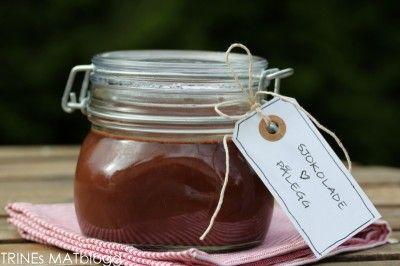 Hjemmelaget sjokoladepålegg | TRINEs MATblogg