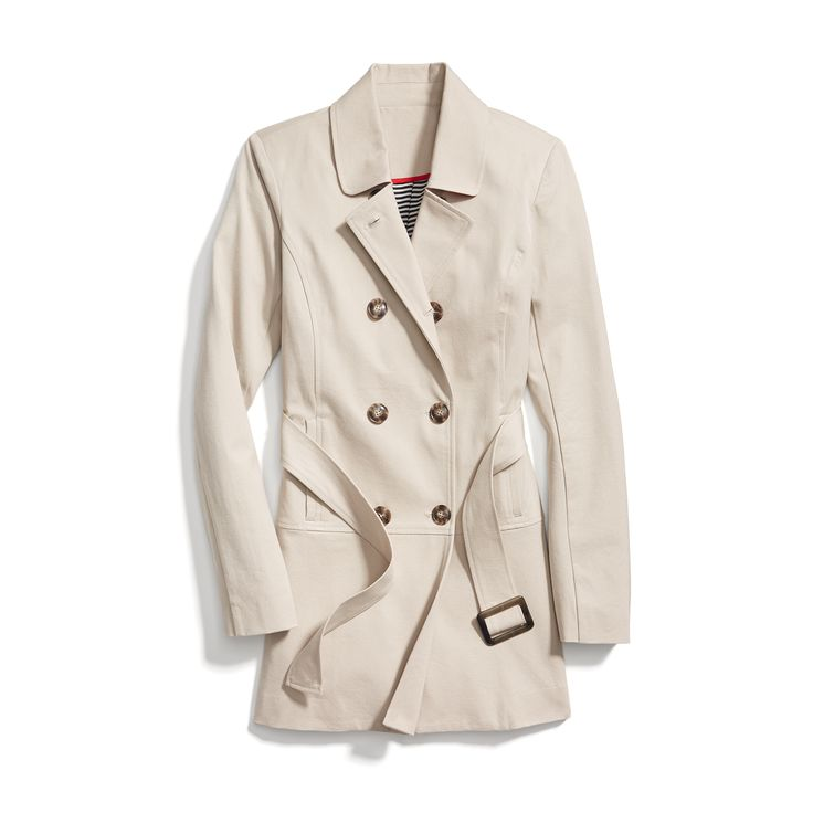 Stitch Fix Spring Outerwear: Trench Coat