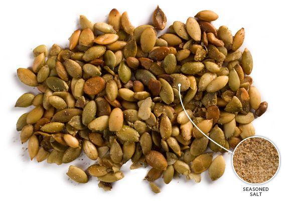 Seasoned Salt Pumpkin Seeds