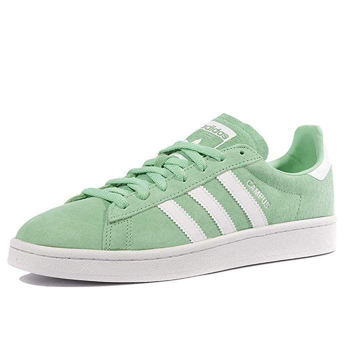 Adidas Campus Schuhe Herren Grun Mit Weissen Streifen Schuhe Herren Blaue Schuhe Adidas