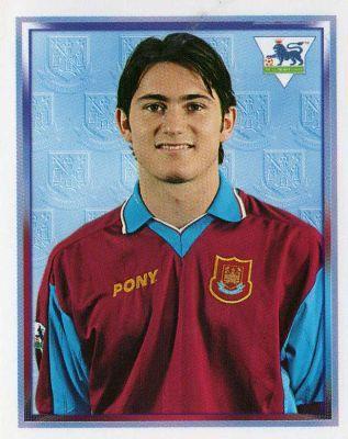 Frank Lampard - West Ham Utd.