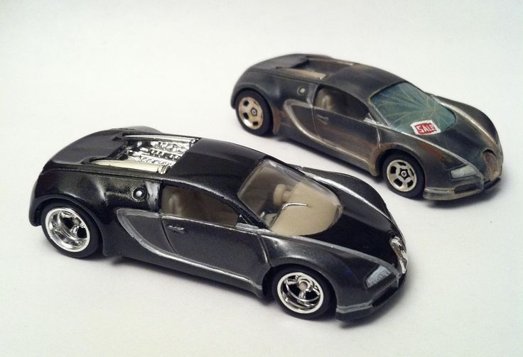 Hot Wheels Custom Bugatti Veyron | Custom Diecast | Pinterest | Bugatti  Veyron, Diecast And Wheels