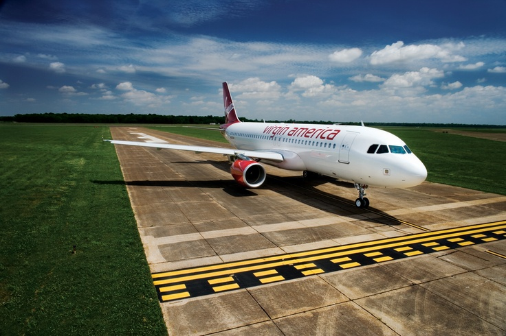 "I want to fly for Virgin America because, ""I'm Virgin Enough."""