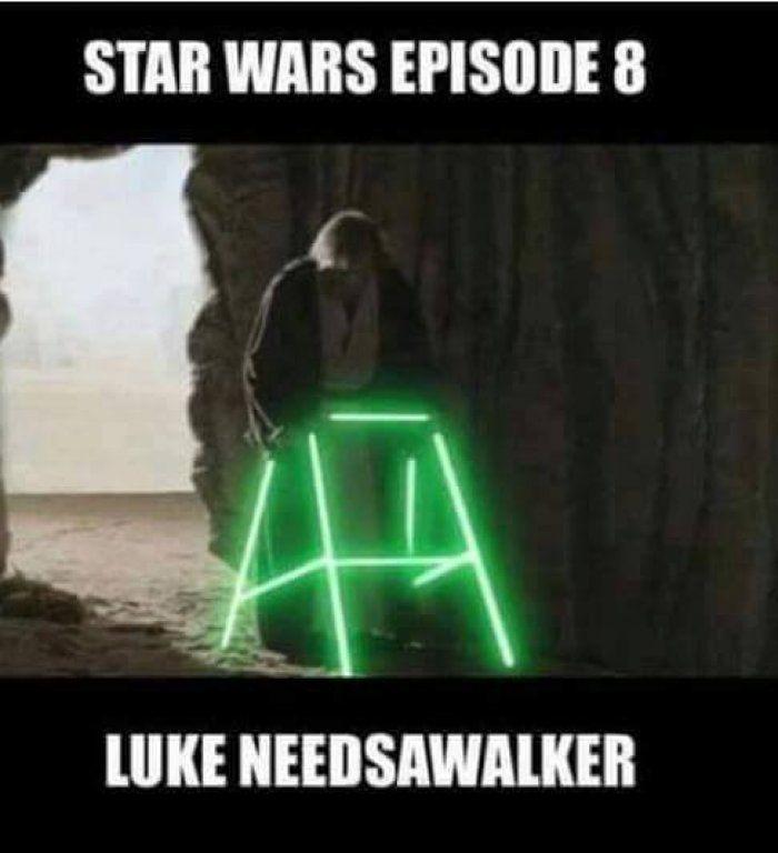 Star Wars Episode 8 meme - http://jokideo.com/star-wars-episode-8-meme/