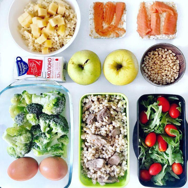 Едим чтобы похудеть меню
