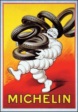 The Michelin Man                                                       …