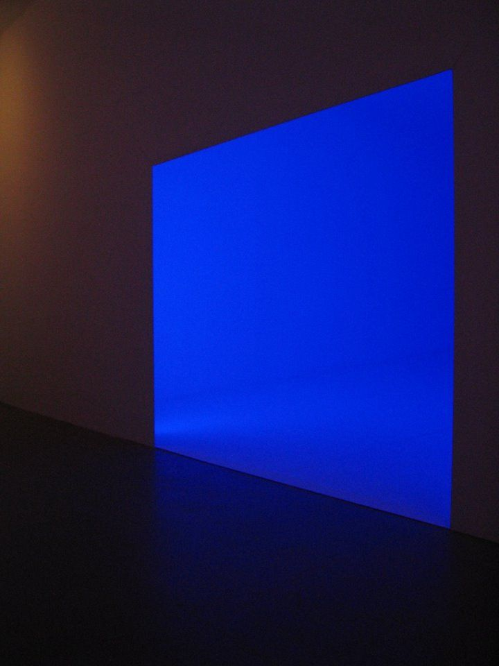 meditation: tames turrell at wolfsburg | minimal exposition