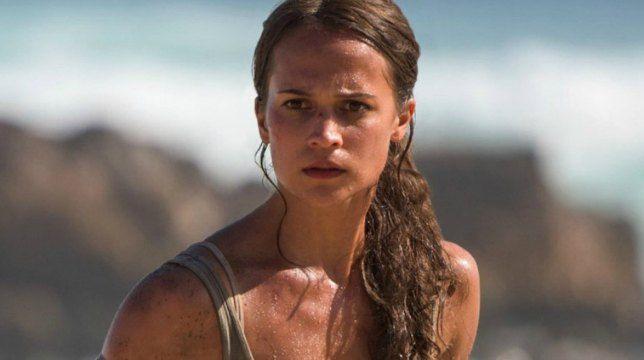 Tomb Raider: Alicia Vikander scatenata e impavida nel nuovo trailer italiano