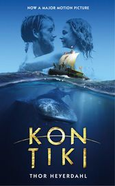 Kon-Tiki | http://paperloveanddreams.com/book/642179845/kon-tiki | Now a major motion picture, Kon-Tiki is the record of Thor Heyerdahl�s astonishing three-month voyage across the Pacific.Kon-Tiki is the record of an astonishing adventure -- a journey of 4,300 nautical miles across the Pacific Ocean by raft. Intrigued by Polynesian folklore, biologist Thor Heyerdahl suspected that the South Sea Islands had been settled by an ancient race from thousands of miles to the east, led by a…