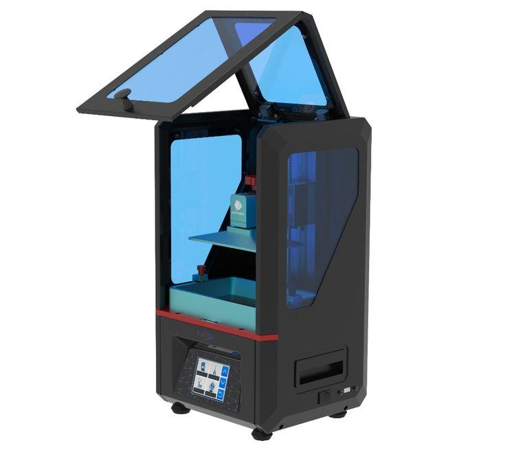 Anycubic 3D Drucker Photon UV Harz SLA/DLP Lichthärte Vollfarbe Touchscreen LCD Desktop Impresora 3D als Harz für Geschenk