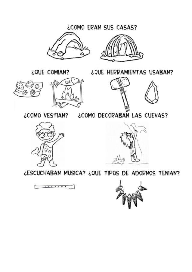 Fichas+prehistoria
