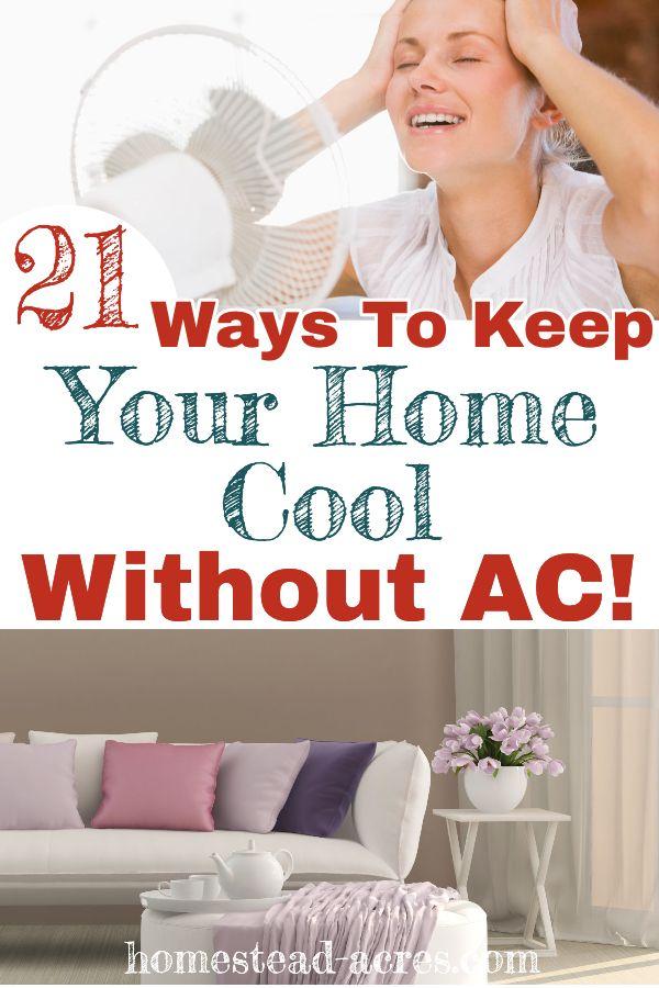 21 Budget Tips On How To Cool Down A Room Without Ac Cool Stuff Whole House Fan Air Conditioner Installation