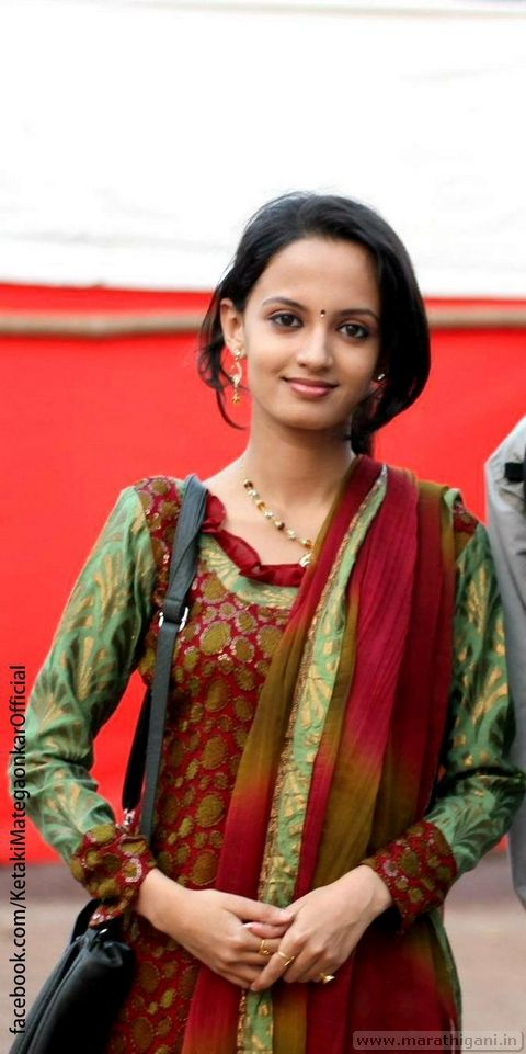 Ketki Mategaonkar is a Marathi playback singer and Marathi cinema actress. She came into limelight through 'SaReGaMaPa Little Champs' a marathi music reality show aired on Zee Marathi. Then she started her acting career with hit Marathi movie Shala. She has also acted in Marathi movies Aarohi, Kaksparsh and Taani. Latest released-'Timepass' - a Marathi film directed by Ravi Jadhav, has managed to earn approximately Rs 5crore in its first weekend -- a feat unheard of in Marathi cinema !!