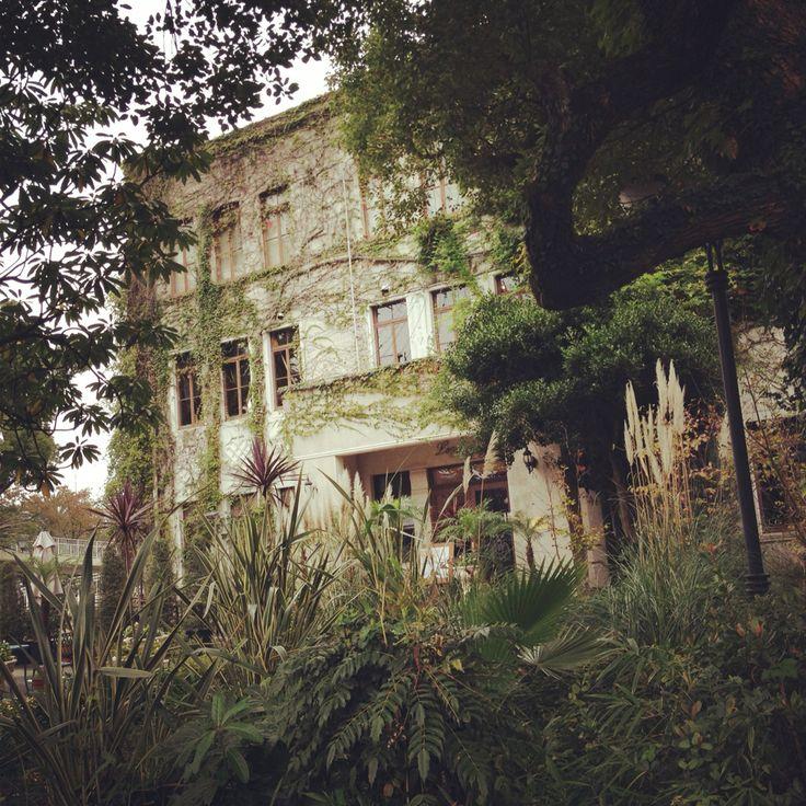 旧宝塚音楽学校校舎、宝塚市、現存せず