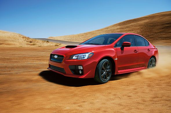 Subaru USA News - the 2015 WRX debuts the model's first six-speed manual transmission and a new, optional performance automatic transmission, the Sport Lineartronic with two manual modes.  #Subaru #WRX