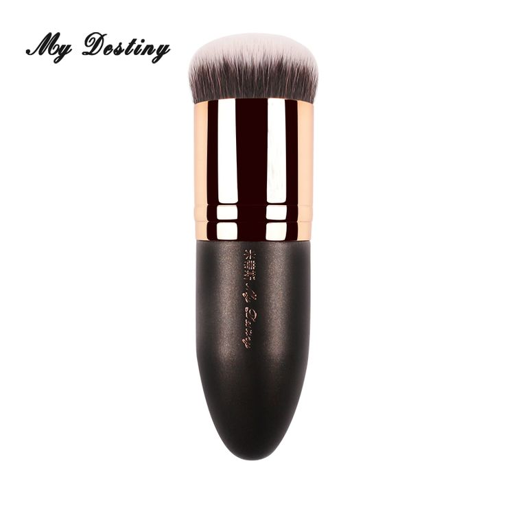 MY DESTINY Base Foundation Brush Kabuki Makeup Brushes Make Up Brush Pinceis Pincel Maquiagem Brochas Maquillaje Pinceaux 018  #Affiliate
