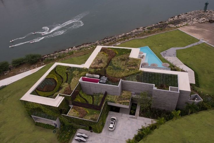 Private Residence by Ezequiel Farca