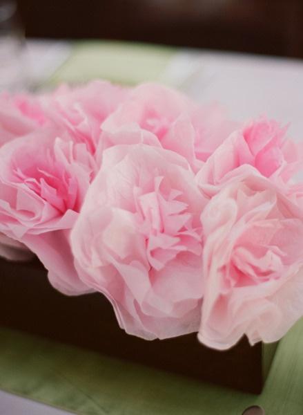 Fluffy Flower Centerpiece Kit : Best paper centerpieces ideas on pinterest