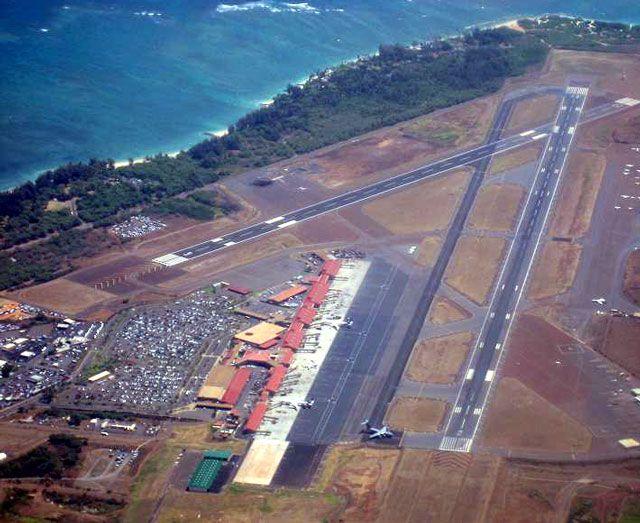OGG - Kahului Airport - Kahului, Maui Hawaii 2/12/11 & 2/19/11 & 1/14/14 & 1/28/14
