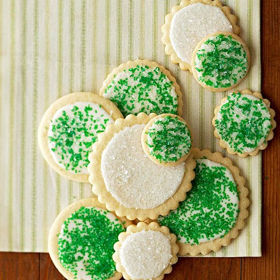 Make tender, mouth-watering sugar cookies  this holiday with this tried-and-true recipe.