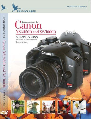 Introduction to the Canon XSI/450D and XS/1000D - http://allgoodies.net/introduction-to-the-canon-xsi450d-and-xs1000d/