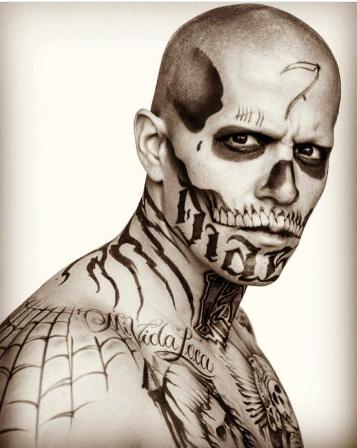 Best 9 jay hernandez ideas on pinterest jay hernandez for Suicide squad face tattoo