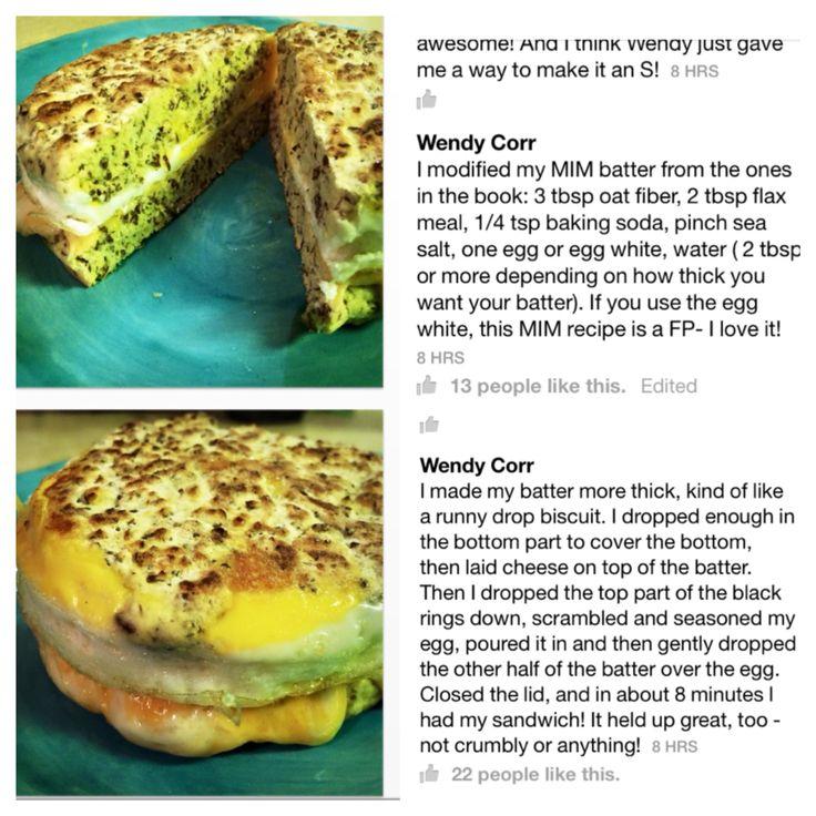 hamilton beach breakfast sandwich maker instructions
